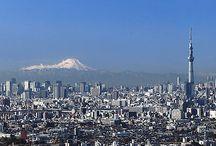 東京都 Tokyo Metropolitan / Tokyo-to / by Tomoko