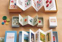 Journaling / Artists' Books - Ideas / Inspiration