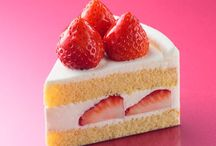 ケーキ Cake / by Tomoko