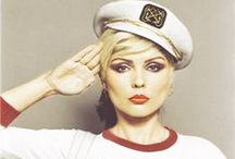 """Blondie / in the way of pop icons, it doesn't get any cooler than blondie's debbie harry. known for being rock and roll's great beauty, she is more than just a """"blondie"""". she's a virtuoso, with rasta, hip hop and new wave musical stylings all wrapped up in punk attitude and thrift store fashion."""