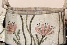 Fabric Bags / by Ruby Madraswala