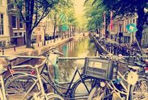 Amsterdam / A birthday trip to Amsti.