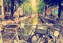 Amsterdam / A birthday trip to Amsti.