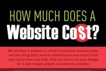 Web Design Guidelines / iBeFound's input on the best practices when designing a website and/or blog for your business.