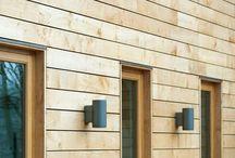 Exterior cladding / Cladding for house