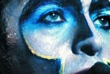 Peter Gabriel / My all-time favourite - if I'm feeling demotivated I just have to listen to him and it gets me right back on track!
