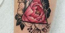Tattoo ideas! / Tattoo ideas and inspiration for my own skin and other beautiful tattoos. || Tatuointi-ideoita omalle iholle ja muita hienoja tatuointikuvia.