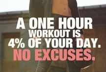 Get Fit! / motivation and fitness exercises