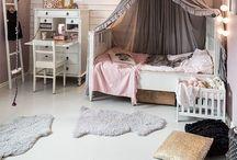 Little Girls Room / Little spaces for little girls