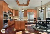 Fabuwood Value Hallmark Cabinetry Collection / The #Fabuwood Value Hallmark Collection gives you high style for a great price. Come see the beautiful finishes we have available in this line.