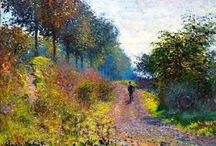 Impressed by Monet