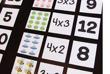 Tables de x