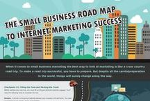 Internet Marketing / iBeFound's selection of visual guides on internet marketing.