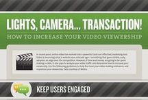 Video Marketing / iBeFound's selection of visual guides on video marketing.