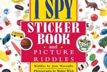 Other I SPY Fun / More interactive fun with I SPY.