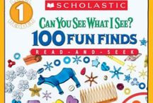 Can You See What I See? Readers / Level 1 Read-and-seek picture puzzles to solve for ages 4 - 8.