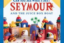 Can You See What I See? Seymour / Search-and-find storybooks for ages 3 - 5.