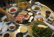 Korean sin food for your skin / All around the world, people think koreans have good skin because of their cuisine. However, although korean food is known as being healthy and tasty, a lot of korean dishes contain too much salt, fat, sugar, iodine, alcohol etc bad for the skin.