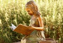 Bronze sculptures - Children at play / Motion, lightness, energy, happiness - are just some of the aspects that can be captured when watching children at play.