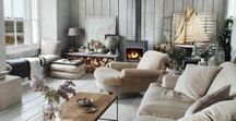 Decor - Modern Farmhouse Style / This is an ideas board to for interior styling in the modern farmhouse style, including furniture, decor, accessories and architectural design ideas. Great for those who are inspired by Modern Farmhouse decor and/or wish to build their dream house in that style.