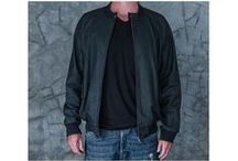 black square jacket / Black & Stylish matt perforated square leather jacket.  Minimalist and breathable, this jacket is a piece of artwork. The leather is perforated with square holes that let the wind through  for constant aeration.   Lightweight and designed especially for summer, this stylish soft leathered jacket fits all body types perfectly.   Each black matt square jacket is one  of a kind. They are entirely made-to-order, based on your provided measurements (see picture below), using high quality leather.