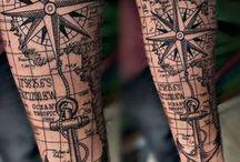 Tattoos / my inspirations