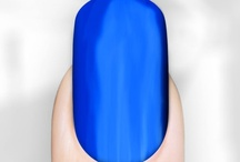 TRUE BLUE BABY I LOVE YOU  / by Rebel Nails