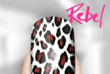 WILD ANIMAL PRINTS ! / by Rebel Nails