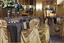 Linens - Weddings / Specialty linens enhance any Wedding reception. Take a peak at some of our linen set-ups.
