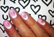 VALENTINE - TIME <3 / LOVE SONG INSPIRED NAILS AND PICS ! / by Rebel Nails