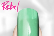 GREEN is SERENE / by Rebel Nails