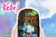COSMIC  / by Rebel Nails