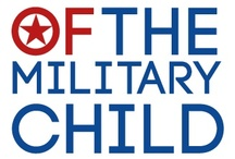 Military children / When one member of the family is in the military, the whole family is in the military, too!