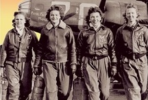 Women & military service / Women have had a long history with military service.