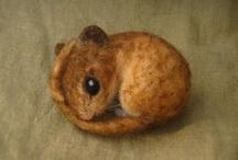Precious Felts - Mice Rats Rabbits / PeepPeep-Show