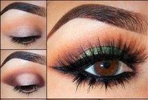 Make-Up Demos / by Sheena Casteel