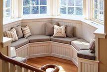window banquette-HOUSE / sillón en ventana