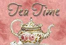 TEA TIME / by Rita Martinez