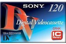 Videokazety DV