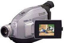 Videokamery VHS-C
