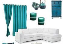 Trendy barva: Azurová