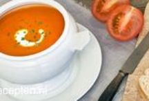 Amuse - aperitief - soep