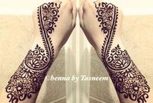 Tattoo - henna design / Tattoo - henna design - mandala