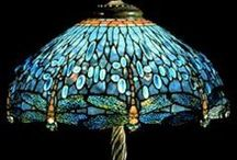 Tiffany / Tiffany glass