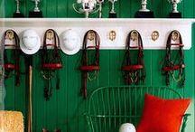 Equestrian / interiors & decoration