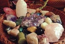 FROM THE EARTH / Crystals and Gemstones / by Rita Martinez