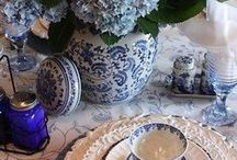 BLUE&WHITE / by cindy