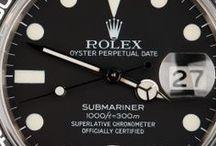 Vintage Watches / Rolex Omega Cyma
