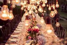Hochzeit / Deko, Ideen & Inspirationen