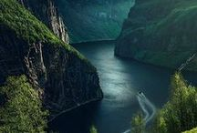 Fjords to see in Norway